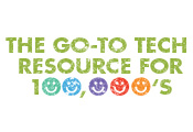 The go-to tech resource for hundreds of thousands.